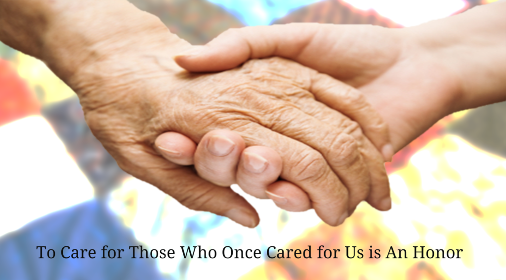 Caregiving for Elderly