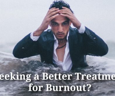 burnout syndrome treatment
