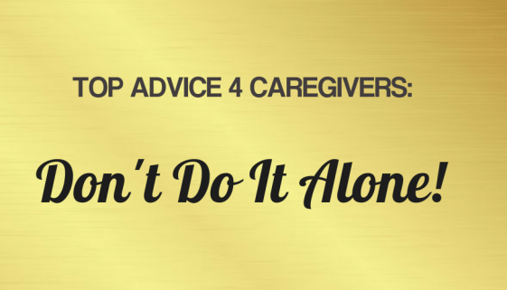 advice for caregivers